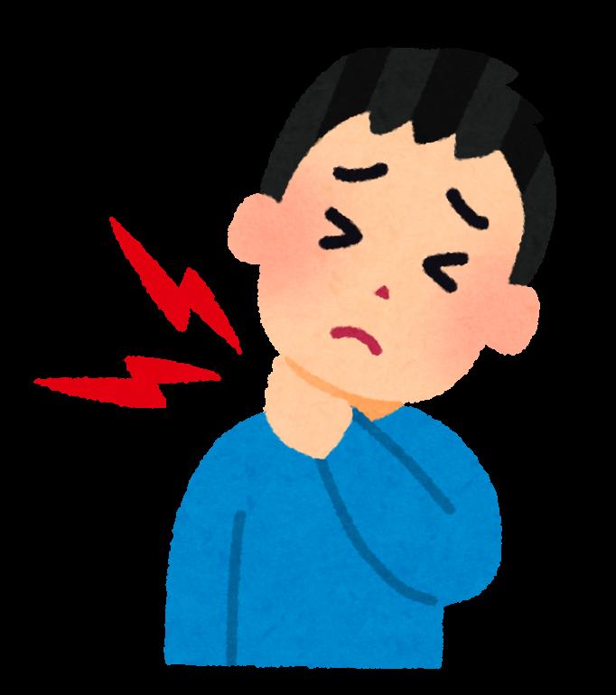 首の痛み|郡山つつみ鍼灸整骨院