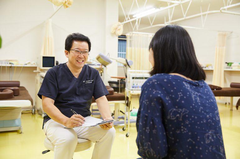 鍼灸治療|郡山つつみ鍼灸整骨院