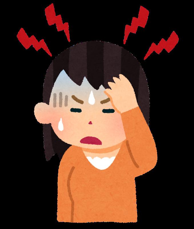 頭痛|郡山つつみ鍼灸整骨院